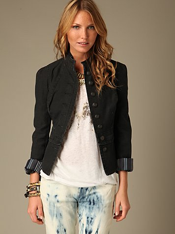 Charmed Cotton Jacket