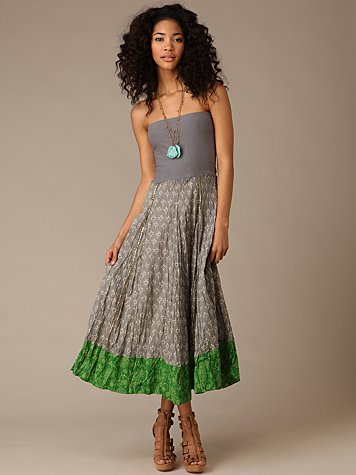 Vlatava Convertible Skirt
