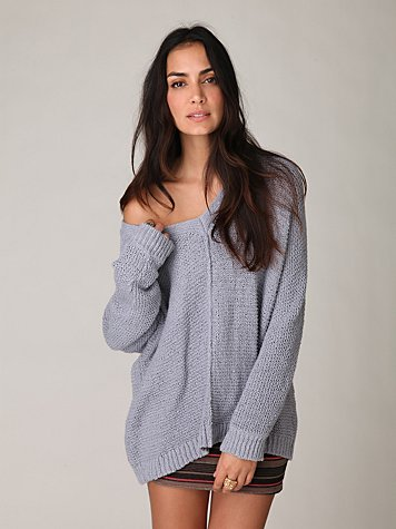 Centered Pullover