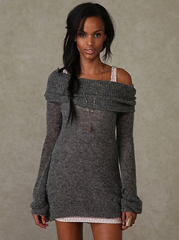 Tuareg Off The Shoulder Tunic