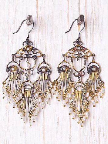 Ivy Chandelier Earrings