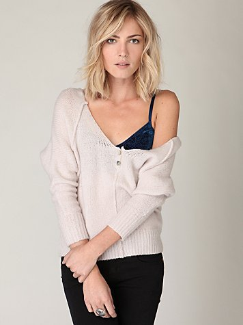 2 Button Placket Pullover
