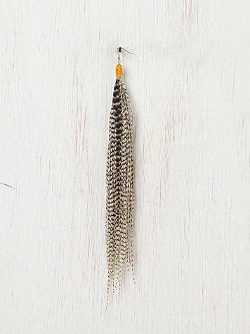 Meeko Feather Earring