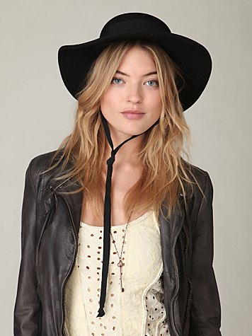 Casey Wide Brim Hat