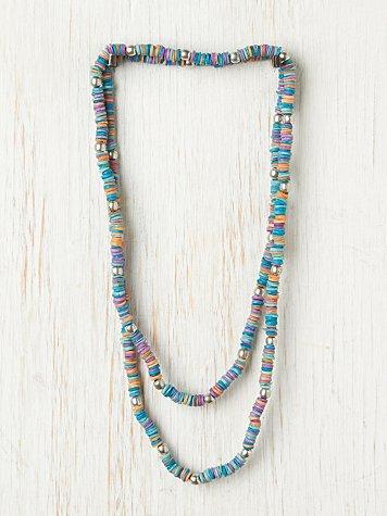 Polynesian Layering Necklace