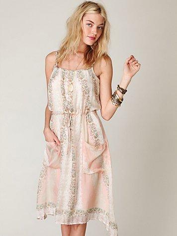4 Thais Printed Dress