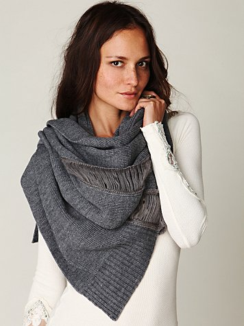 Swift Uneven Scarf