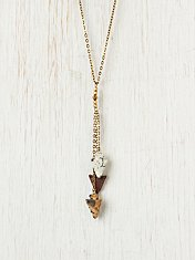 Collected Arrowhead Pendant