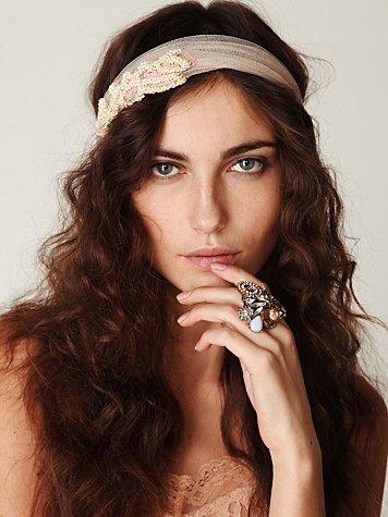 Marcel Mesh Headband