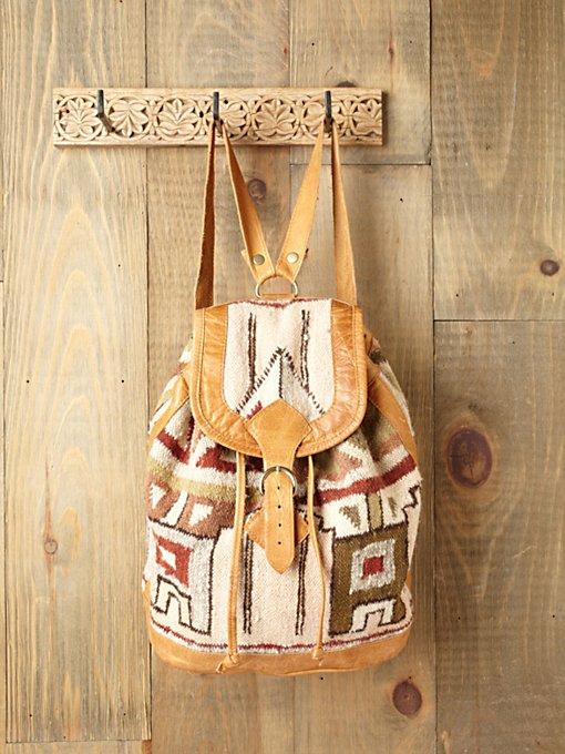 Vintage Alamo Backpack