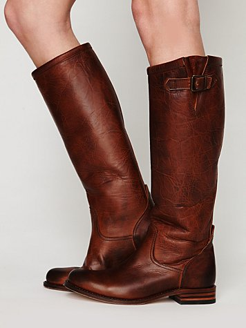 Mercer Tall Boot