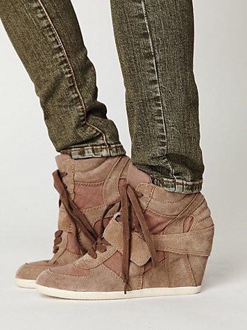 Bowie Wedge Sneaker