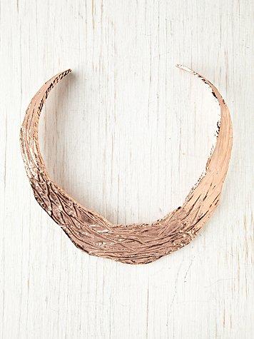 Riley Rose Gold Collar