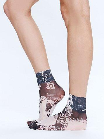 Monet Ankle Sock