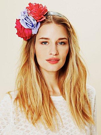 Wild Floral Headband