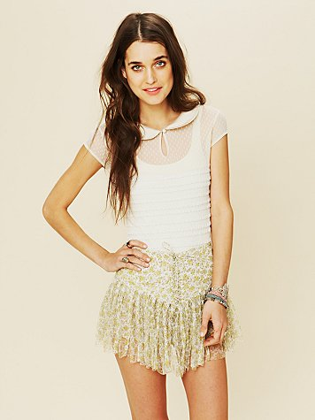 Ruffle My Feathers Top