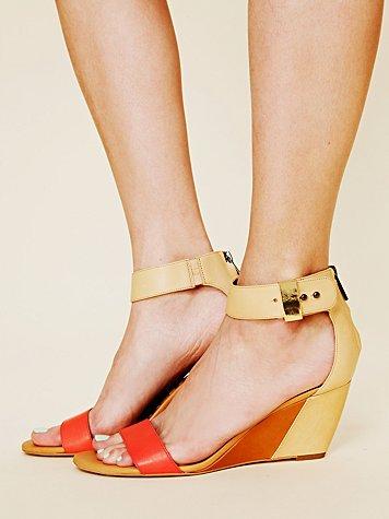 Sophie Mini Wedge Sandal