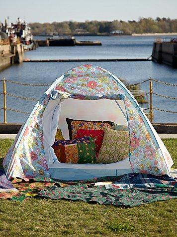Cath Kidston Retro-Inspired Dome Tent