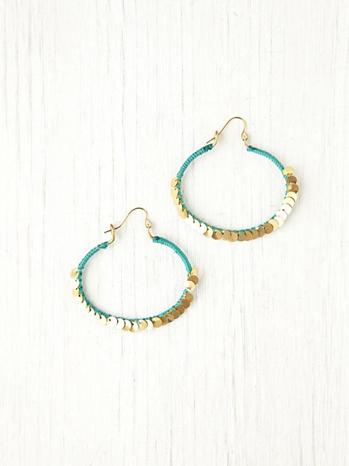 Embellished Wrap Earrings