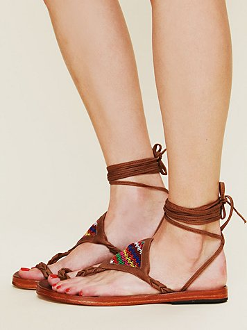 Ojai Wrap Sandal