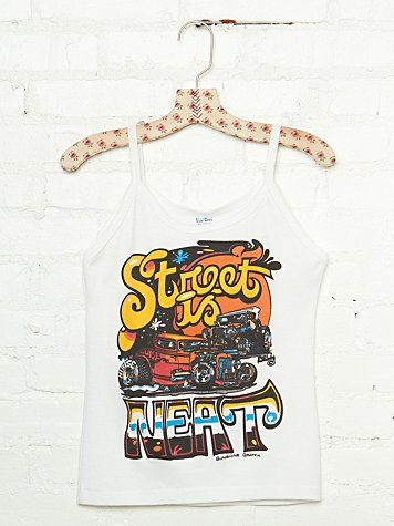 """Vintage """"Street is Neat"""" Graphic Tank"""