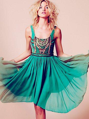 So Modern Love Dress