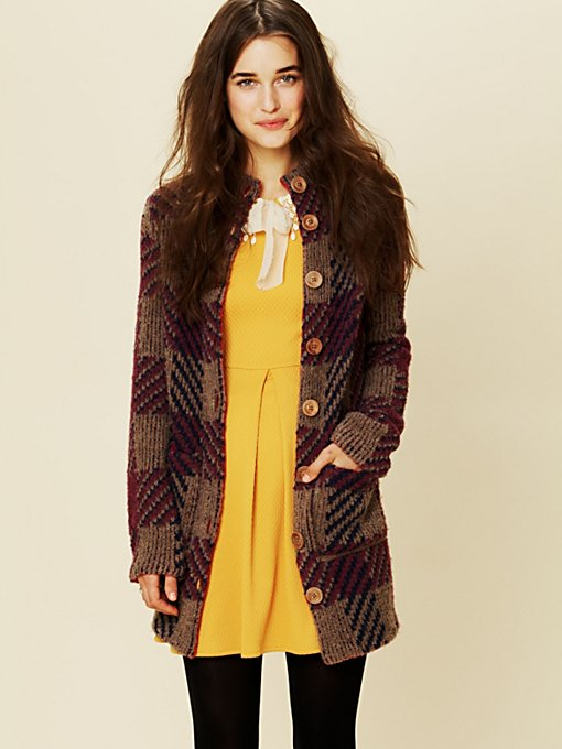 Miss Polly Sweater Jacket