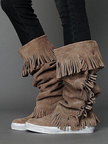 Sedona Sneaker Mocc Boot