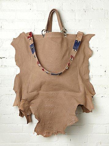 Rafaella Leather Hobo