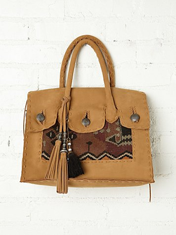 Casablanca Carpet Bag