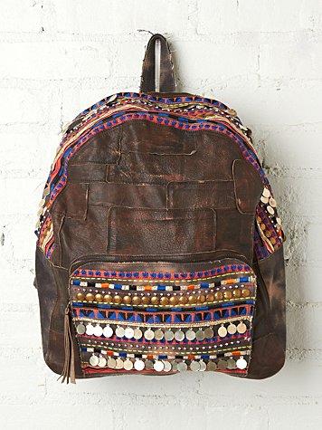 Alameda Embellished Backpack