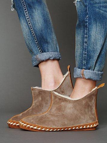 Rio Slipper Boot