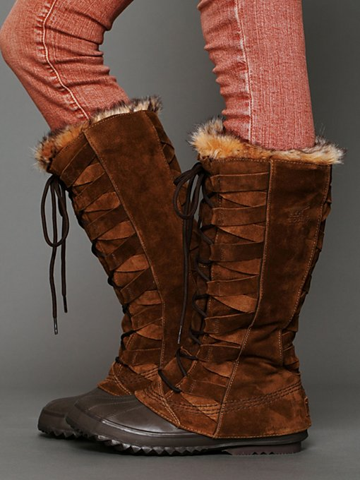 Cate Alexandria Weather Boot