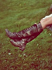 Landmark Lace Up Boot