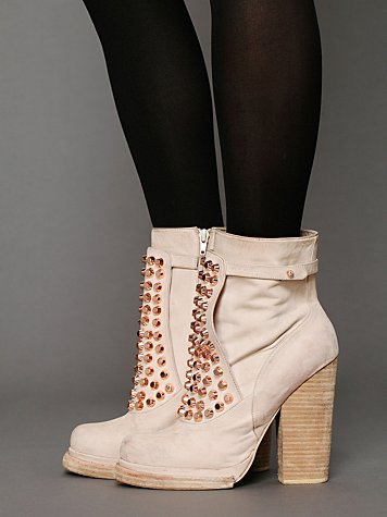 Scout Heeled Boot