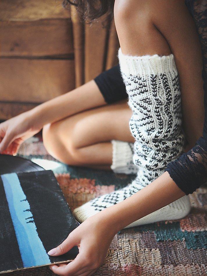 Meleg zoknik