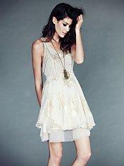 Dark Beauty Lurex Dress