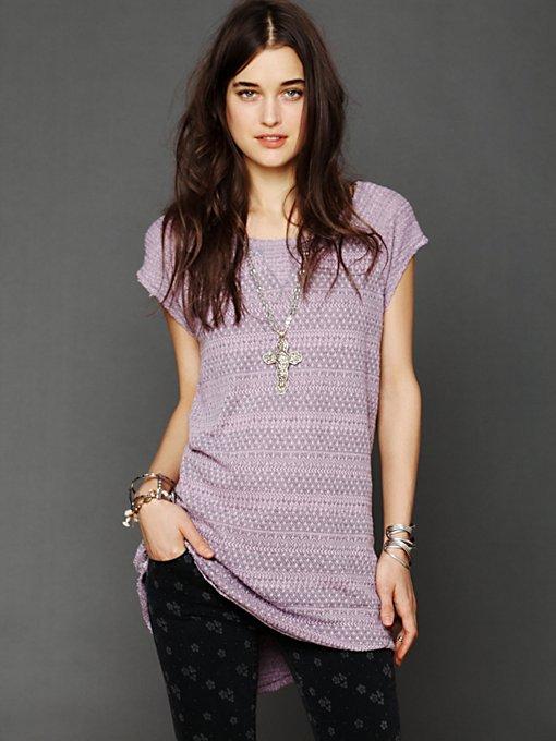 Knitted Lounge Dress