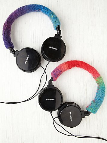 Fabric Wrap Earphone