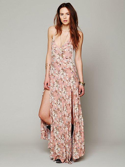 Daydream Split Maxi Dress