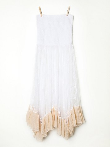 Lace Convertible Slip