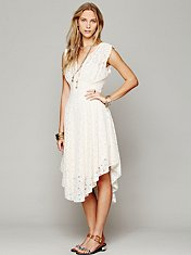 FP X Garden of Eden Lace Dress