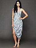 FP New Romantics Waikiki Wrap Dress