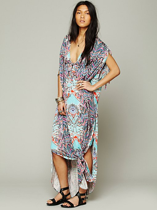 Dream Sequence Printed Kaftan