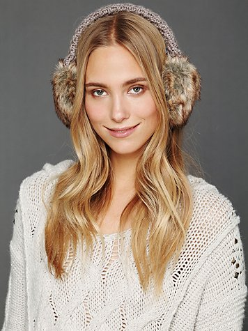 Crochet Earmuffs