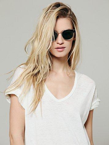Whips Cross Sunglasses