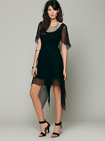 Necklace Swing Time Dress