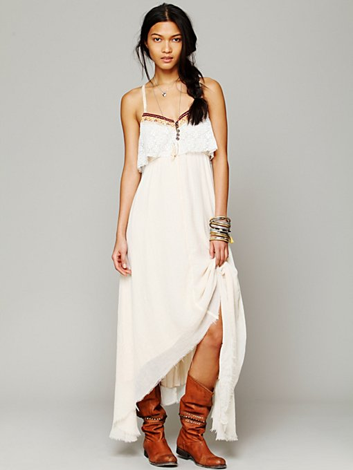 Gypsy Heart Dress