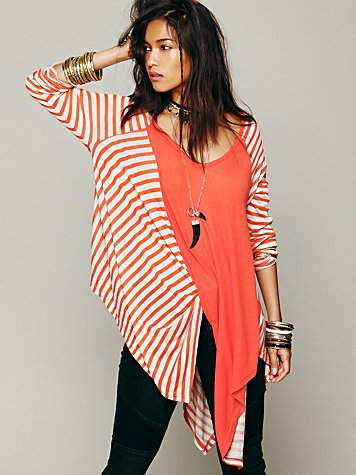 Caulfield Stripe Long Sleeve Top