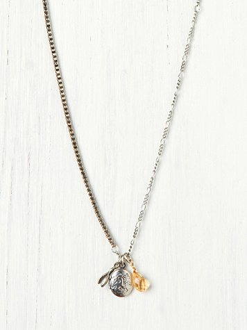 Charmed Locket Pendant